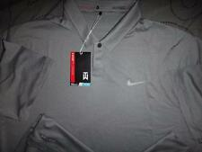 NIKE TIGER WOODS COLLECTION GOLF DRI-FIT POLO SHIRT 2XL XL L  MEN NWT $90.00