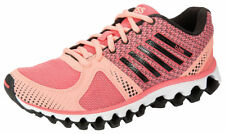 K-Swiss Women's Padded Collar Lace Up Flexibile Athletic Footwear. CMFX160TUBES
