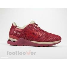 Shoes Asics Gel Lyte Evo h6e2n 2625 man running Burgundy Tango Red