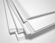 500 x Sheets A4 100gsm Paper, Wove Laid Vellum, Colour/Finish Choice....