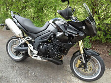 Triumph Tiger 1050cc 1050 Adventure Sport motorcycle 2009 stunning condition