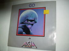 ASIA GO / AFTER THE WAR 45 RECORD PICTURE SLEEVE NEW