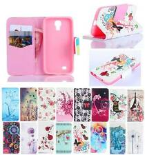 Flip Card Slot Stand hybird Leather Wallet Case Cover For SAMSUNG Galaxy S7/edge