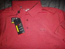 UNDER ARMOUR GOLF HEATGEAR POLO SHIRT XXL XL L NWT $69.99