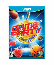 Game Party Champions (Nintendo Wii U, 2012)