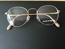 Julian By Brulimar Designer Eye Frame/Clear Glasses. 49x20 Col.4