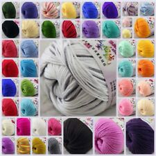 Sale 1Skeinx50g DK Baby Cashmere Silk Wool Children hand knitting Crochet Yarn