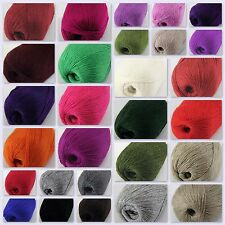 NEW Sale Luxurious Soft 50gr Mongolian Pure Cashmere Hand Knitting Wool Yarn