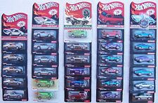 Hot Wheels Red Line Club RLC Exclusives Variations Choice Lot