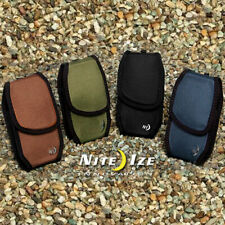 for iPhone 5S 5C 5 Nite Ize Sage Velcro Closure Belt Clip Pouch Holster Case