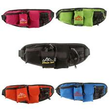 Fanny Pack Waist Belt Bag Sport Hip Purse Water Bottle Travel Hiking Zip Pocket