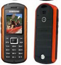 Samsung Solid Extreme GT-B2100 - Scarlet OANGE COLOUR (Unlocked) Mobile Phone