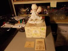 1983 PRECIOUS MOMENTS HE UPHOLDETH THOSE WHO CALL #E-0526 IN BOX