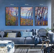Modern Abstract Trees Oil Painting Picture Printon Canvas Wall Art No Framed