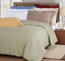 Egyptian Cotton 1000 Thread Count Striped Duvet Cover Set