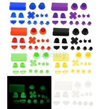 Replace Luminous Button Game Mod Grip Set for Sony PS4 Playstation Controller