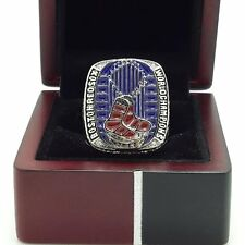 2013 Boston Red Sox World Series Championship Ring ORTIZ High Quality Back Solid