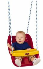 NEW Fisher Price Infant Toddler Swing Red Free Shipping Mos Little Tikes Outdoor