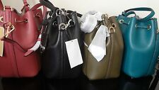 MICHAEL Michael Kors Greenwich Medium Bucket Bag MSRP:$298+tax Stunning!