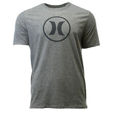 Hurley Icon Dry-Fit Premium T Shirt Athletic Tee - Mens