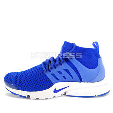 Nike Air Presto Flyknit Ultra [835570-400] NSW Casual Racer Blue/White