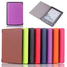 PU Leather Wallet Case F Amazon Kindle Paperwhite 4 5 eBook 6 inch Magnet OFF