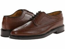 Florsheim Men's Kenmoor wing tip leather Cognac Shoes 17109-03