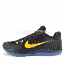 Nike Kobe XI EP [836184-015] Basketball Bryant Carpe Diem Black/Purple-Gold
