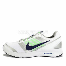 Nike Air Relentless 5 MSL [807093-101] Running White/Electric Green-Silver