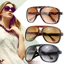 HOT Fashion Style  SunGlasses Colors Mirror Shades Men Women Classic Leopard