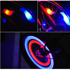Night Safety Bright Cycling Wheel Tire Wire Tyre LED Spoke Light Lamp For Bike