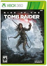 NEW Micorsoft Rise of the Tomb Raider - Xbox 360 - Xbox 360 Standard Edition