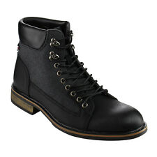 Arider ALBERT-06-AR Men's Lace Up High-Top Military Combat Work Boots