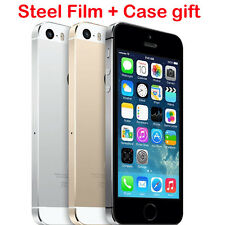 Apple iPhone 5S 16GB 4G LTE Unlocked Smartphone Silver Gold Perfect Condition