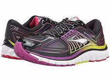 BROOKS GLYCERIN 13 BLACK VIOLET VIRTUAL PINK  WOMENS RUNNING SHOES  ** ALL SIZES