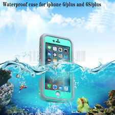 Waterproof Shockproof Cover Dirtproof Snowproof Case For Apple Iphone 6 6S Plus