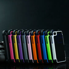 Hybrid Armor Defender Hard Shell PC Soft TPU Case Cover For BlackBerry Z10 EW