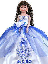 Girl Quinceanera Doll for Mis Quince Años Q2029