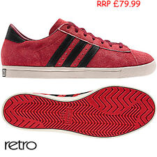 Mens New Adidas Originals GreenStar Vintage  Retro Trainers RRP £79.99