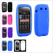 TPU Gel Silicone Soft Skin Back Rubber Case Cover For Blackberry Torch 9850 9860