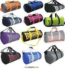 NEW LONSDALE BARREL GYM SPORTS BAG MENS WOMENS