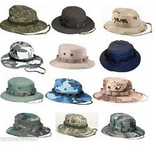 Rothco Boonie Hat Fishing Hiking Boonie Military Bucket Sun Hat Cap
