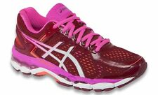 ASICS KAYANO 22 DEEP RUBY WHITE PINK  WOMENS RUNNING SHOES **FREE POST AUST