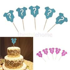 5pcs Vintage Cake Stand Toppers Wedding Party Favor Decoration Anniversary