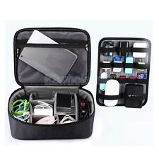Portable Waterproof Universal Electronics Accessories Storage Board Carry Bag