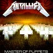 Metallica - Master of Puppets (1989) FIRST ORIGINAL ISSUE CD ALBUM METAL