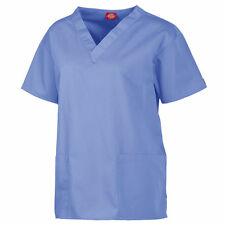 Dickies Medical Uniforms V-Neck Scrub Top 86706 XS-5XL