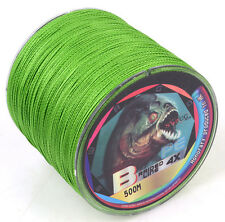 500M Super Strong Dyneema Spectra Extreme PE Braided Sea Fishing Line