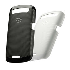 Genuine Blackberry Curve 9350/9360/9370 Hard Shell Case Cover  Black / White