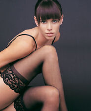 New Leg Avenue 1022 Stay Up Lycra Sheer Thigh High Stockings